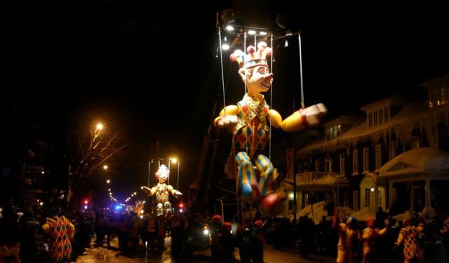Défilé du Carnaval de Québec – 400e