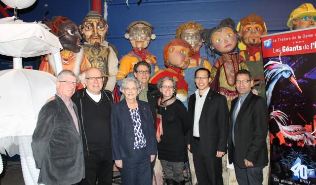 Le Théâtre de la Dame de Cœur fête ses 40 ans